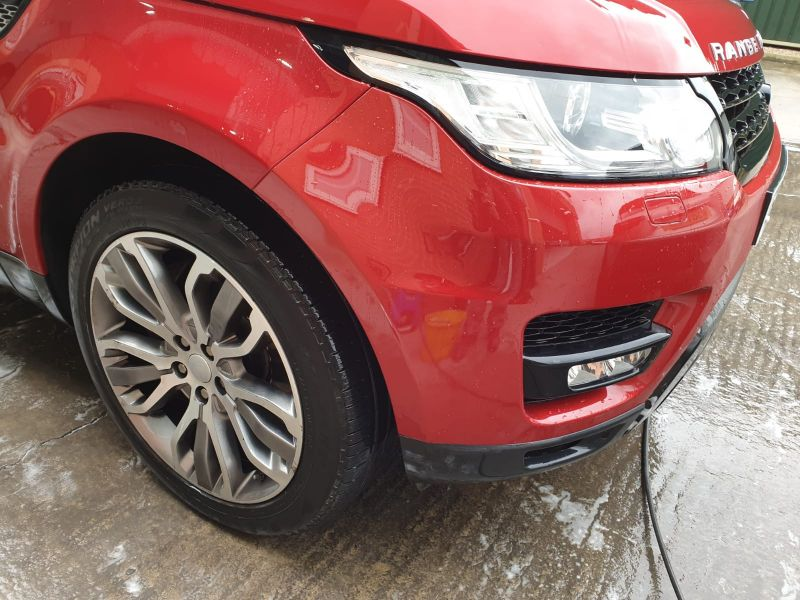 Range Rover Dent and Scratch Repair in Nottingham by Scratchmaster : Swipe To View More Images