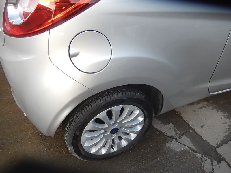 Ford Accident Repair In Nottingham by Scratchmaster (AFTER): Swipe To View More Images