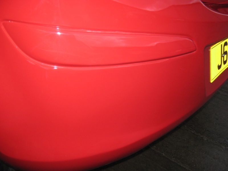 Bumper Scuff Repair by Scratchmaster Nottingham (AFTER): Swipe To View More Images