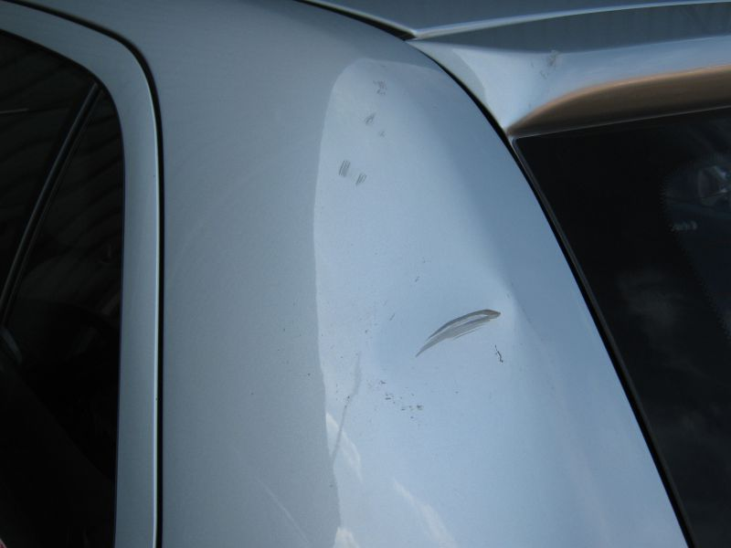 Car Dent Repair In Nottingham by Scratchmaster (BEFORE): Swipe To View More Images