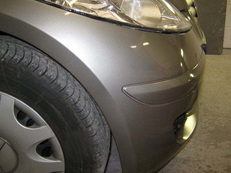 Bumper Scuff Repair In Nottingham by Scratchmaster (AFTER): Swipe To View More Images