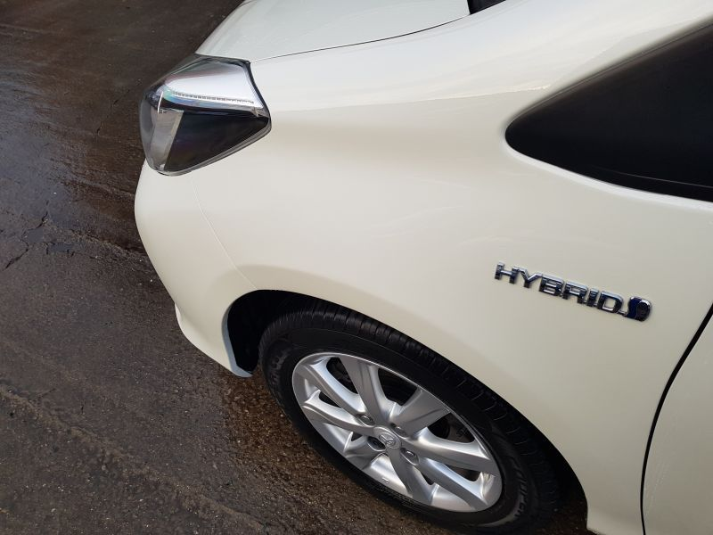 Toyota Car Body Repair Nottingham by Scratchmaster (AFTER): Swipe To View More Images