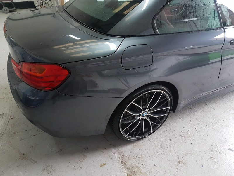 BMW Body Repairs In Nottingham by Scratchmaster (AFTER): Swipe To View More Images