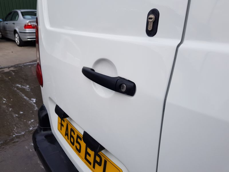 Commercial Vehicle Body Repair repair at Scratchmaster Nottingham (AFTER): Swipe To View More Images