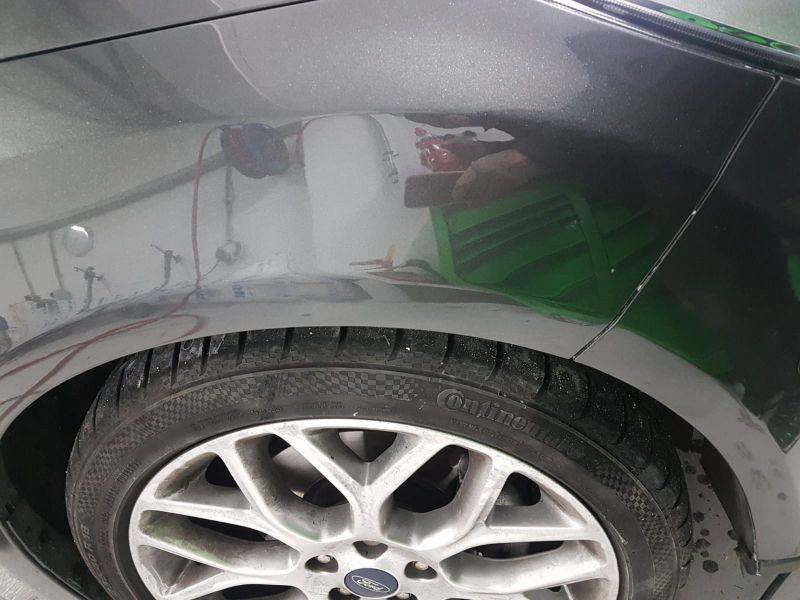 Ford Car Body & Scratch Repair In Nottingham by Scratchmaster (AFTER): Swipe To View More Images