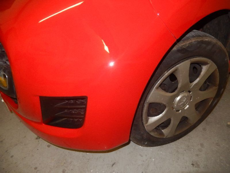 Peugeot Car Body Repair in Nottingham by Scratchmaster (AFTER): Swipe To View More Images