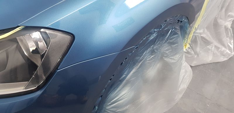 Dent Removal Nottingham: Swipe To View More Images