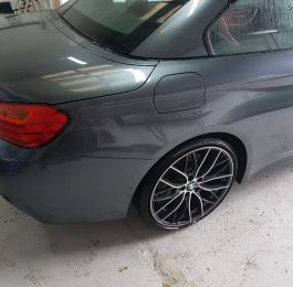 BMW Body Repairs In Nottingham by Scratchmaster (AFTER): Click Here To View Larger Image